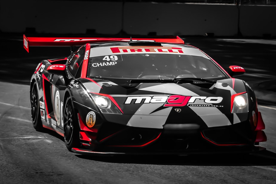 Adelaide Clipsal 500 Australian GT Race 1