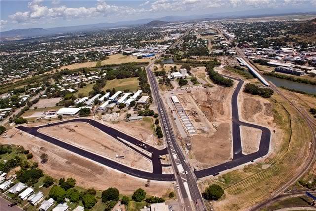 Round 3 – Townsville Street Circuit