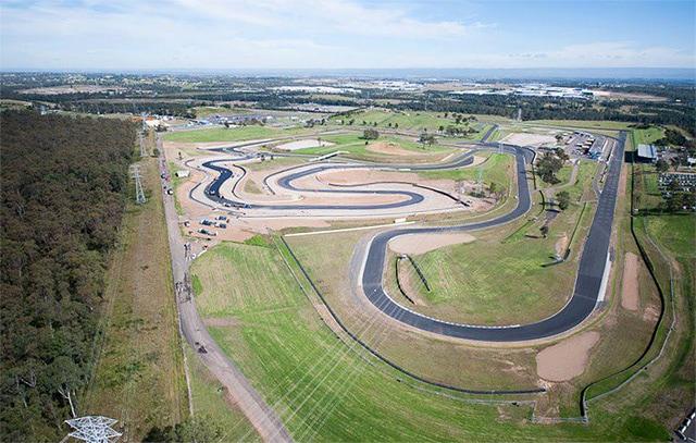 Sydney Motorsport Park – Round 4